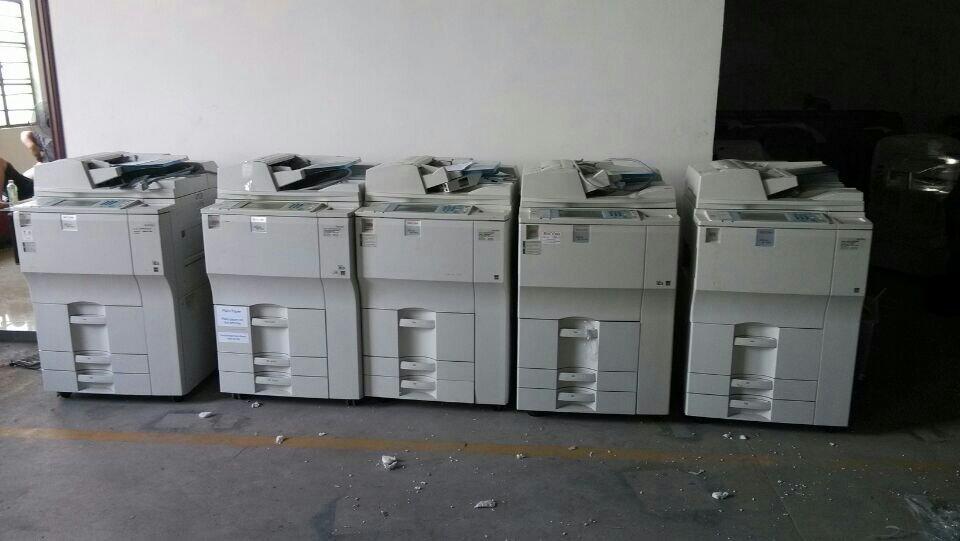高速复印机1100900190008001800070012075MP7500理光