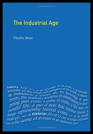 【预售】The Industrial Age: Economy and Societ