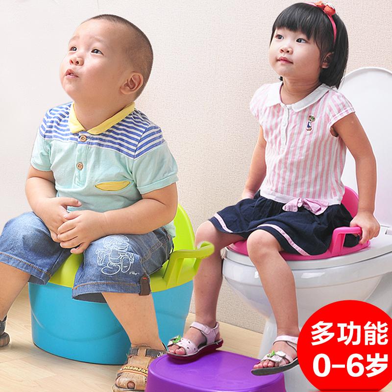 多功能 婴儿座便器 儿童坐便器 小孩马桶 男女宝宝便盆幼儿坐便凳
