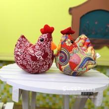 布艺小鸡母鸡公仔毛绒玩具玩偶婚庆活动礼品儿童节生日礼物生肖鸡