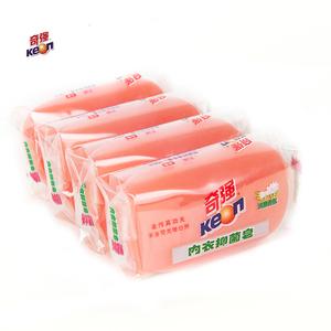 奇强内衣抑菌皂100g*4 (淡雅香氛)洗衣皂肥皂香皂