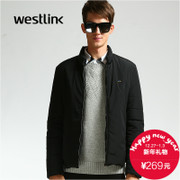 Westlink/West New 2015 winter little monsters, short men's coat jacket collar padded cotton wear
