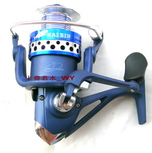 Yinhai HAIBIN first seven axis AF5000 high-grade metal line wheel automatic fishing rod supporting special package mail