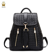 Amoy College wind fall/winter fashion new female students woven shoulder bags women bag Korean wave ladies travel bags