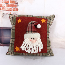 Christmas day, Santa pillow pillow Christmas products Christmas gift Christmas decorations
