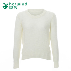 Hot female 2016 new Korean fashion sweet sweater sets loose cropped knit sweater F08W6100