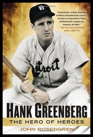 【预售】Hank Greenberg: The Hero of Heroes