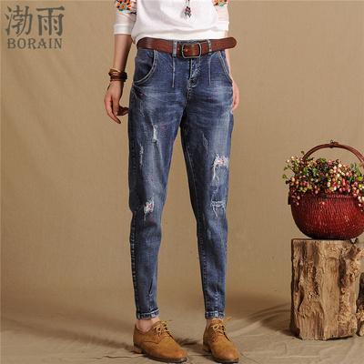 渤雨牛仔裤质量好吗