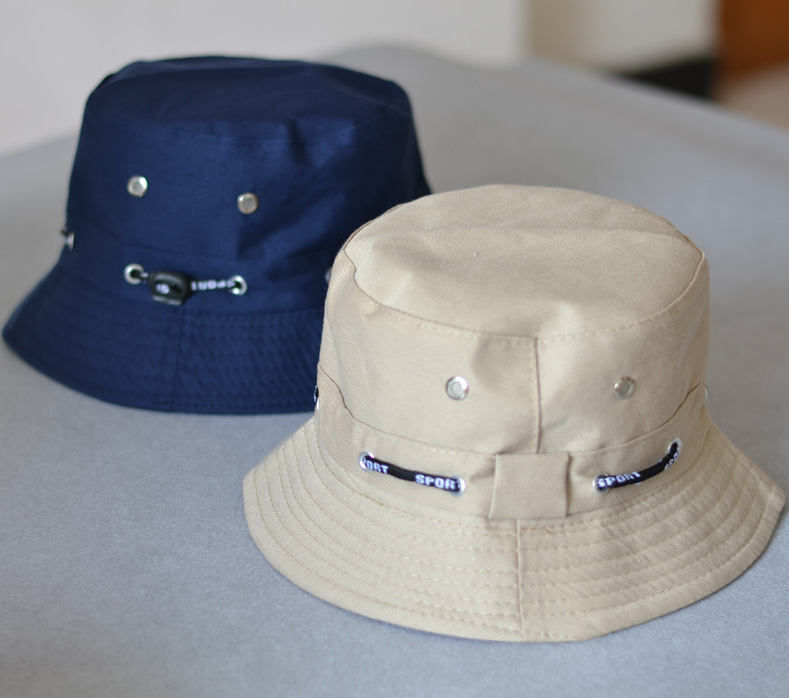 Middle aged mens hat spring and autumn hat fishing hat mens summer sunscreen hat fishermans hat basin hat cool hat