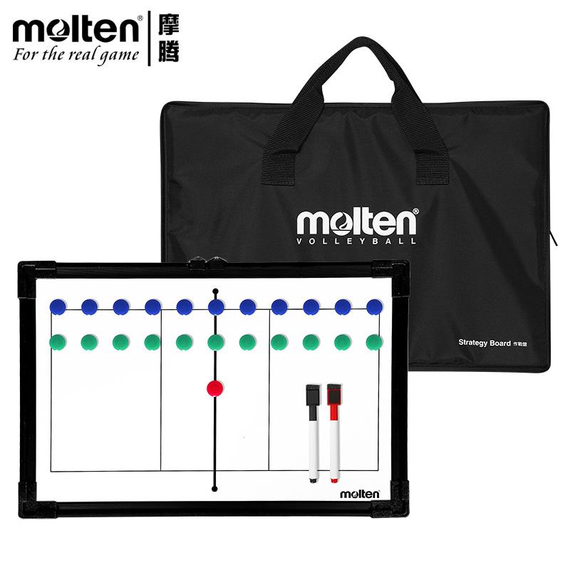 Качественная продукция из специализированного магазина MOLTEN/ руб витать волейбол тренер тактический доска MSBV тайвань