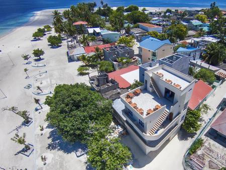 馬爾地夫海灘住宿酒店