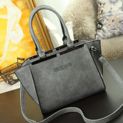 Europe and the United States fan female bag bag shoulder bag 2015 new high-capacity leisure ladies handbags's main photo