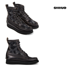 Bargain buy on sb's behalf Hong Kong spot YUKETEN Maine Guide high boots Genuine leather men's boots The horse boots