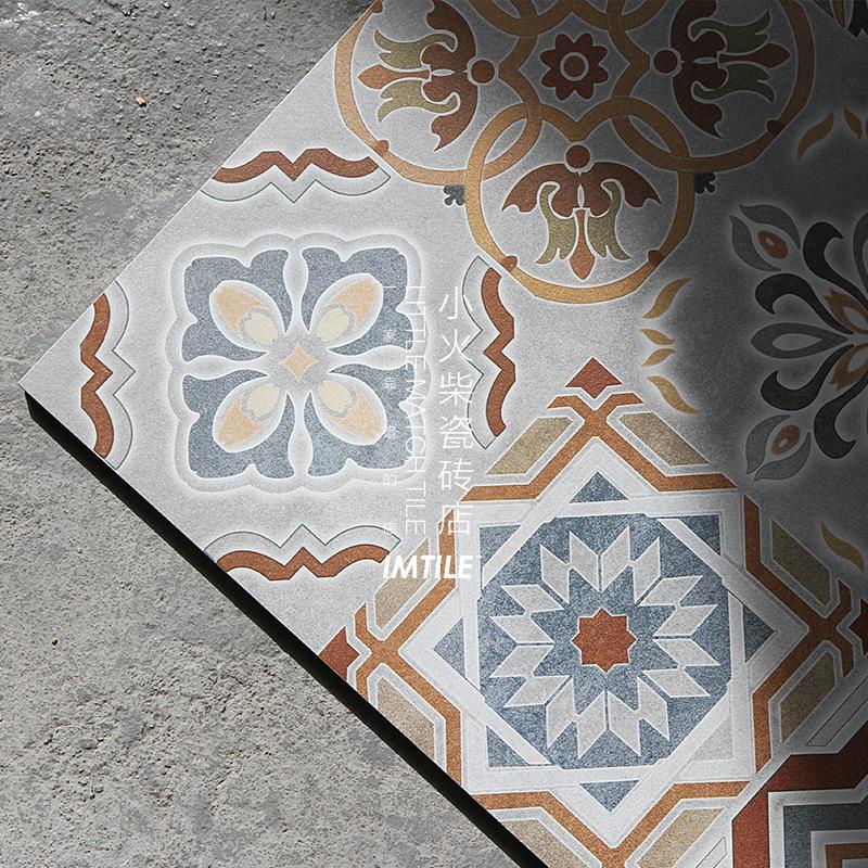 Pop ветер экзотический ветер общественное в целом цемент кирпич цветок кирпич личность сетка тотем серый / цвет кирпич стена 600 600