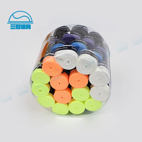 【ГЛАВА/ гайд подлинный 】 тонкая модель обмотка на ручку / пот полосы бадминтон ракетка обрабатывать кожа теннис бить рукоятка поставить клей