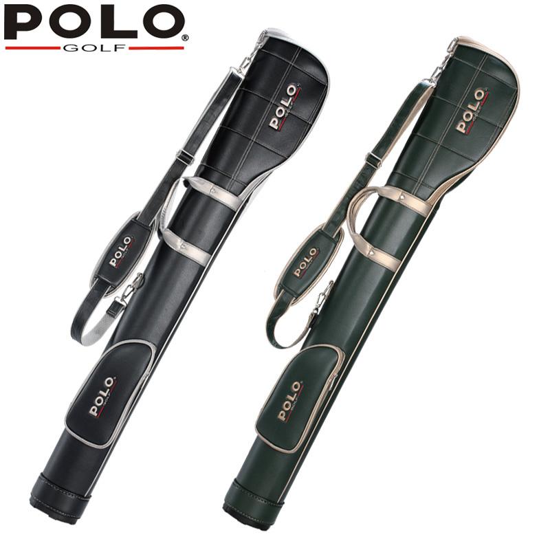 Бесплатная доставка polo подлинный гольф пистолет пакет гольф сумка для гольфа мужской кожзаменитель пакет  golf кий пакет мешок