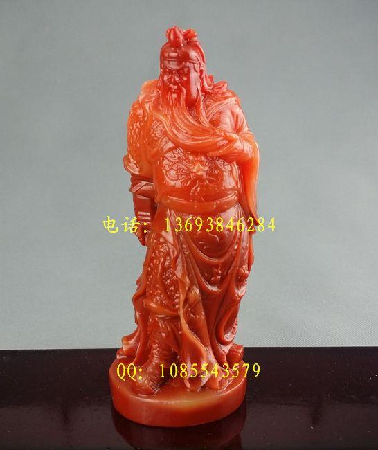 Шоушань каменные резьбы орнаменты Fleur персонажей украшения Куан кунг Ву Цай Шень
