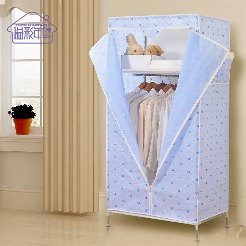 Йи цай годы сложить легко гардероб легко ткань гардероб свежий ладан газ настой мембрана ткань гардероб сборка простой гардероб