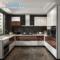 碳光板橱柜整体定做厨柜现代轻奢微晶板无锡宜兴苏州厨房定制橱柜