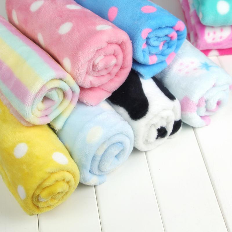 法蘭絨布料雙麵絨法萊絨麵料加厚寶寶毛絨床單布頭 珊瑚絨布料
