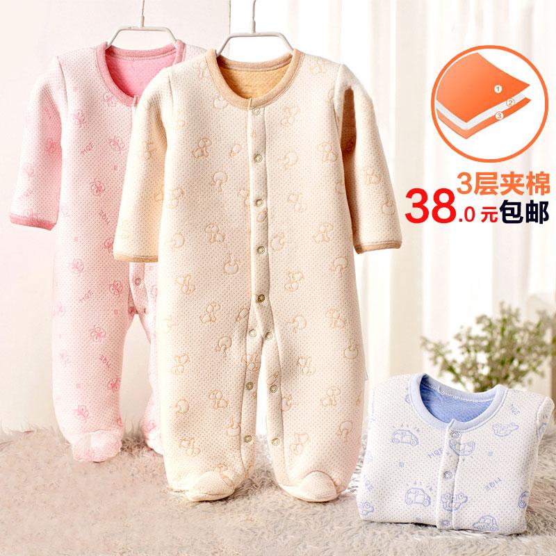 Baby цельный Детская одежда новорожденных платье девушки хлопка лето 6 1 0 3 месяца весной и осенью и весной из одежды