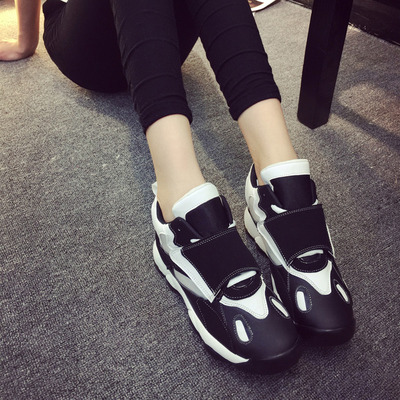 SAO pink sports running shoes foreign trade OuYangNaNa spend bone li-ying zhao xie angelababy anglebaby with money