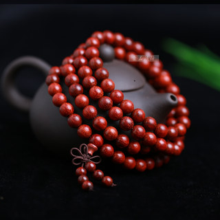 Authentic India lobular rosewood bracelets beads 108 beads and high density old material men and women couple bracelet rosaries