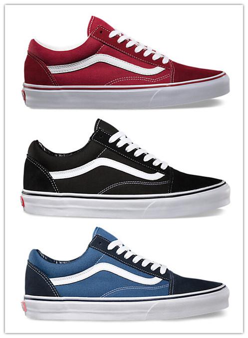 艾763卖正品VANS经典款低帮男女滑板鞋VN-0D3HY28/D3HNVY/VOKDIC