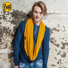 Spain imports BUFF wind-proof and warmth-keeping fashionable knitted long neck scarf for men and women in autumn and winter