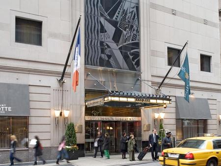 紐約時代廣場千禧百老匯酒店