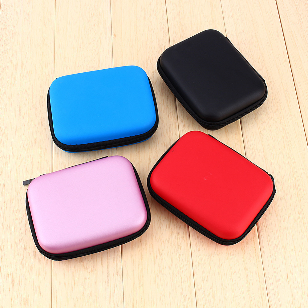 Hand Carry Case Cover Pouch For External HDD Hard Disk Drive