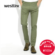 West-fall 2015 new men's trousers, Korean fashion casual classic Joker comfortable and breathable men's casual pants