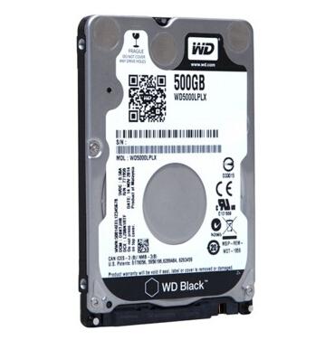 WD/ запад данные WD5000LPLX 500G черная жесть 7200 поворот 32M ноутбук жесткий диск