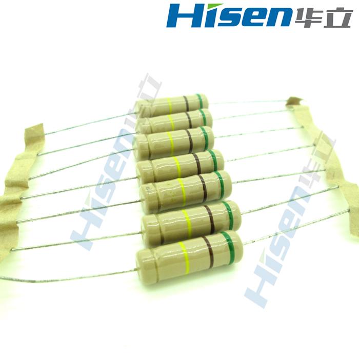 5W510K углерод мембрана сопротивление большой мощности сопротивление 510K/ обратный изменение аргон дуга сварной шов сварной шов машинально высокое давление ведущий дуга доска блок 5W