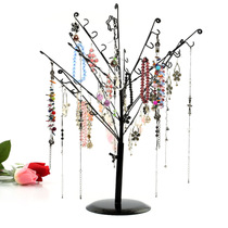 Metal Earrings jewelry Rack with hook full-sky metal earrings rack Jewelry frame Jewelry display frame