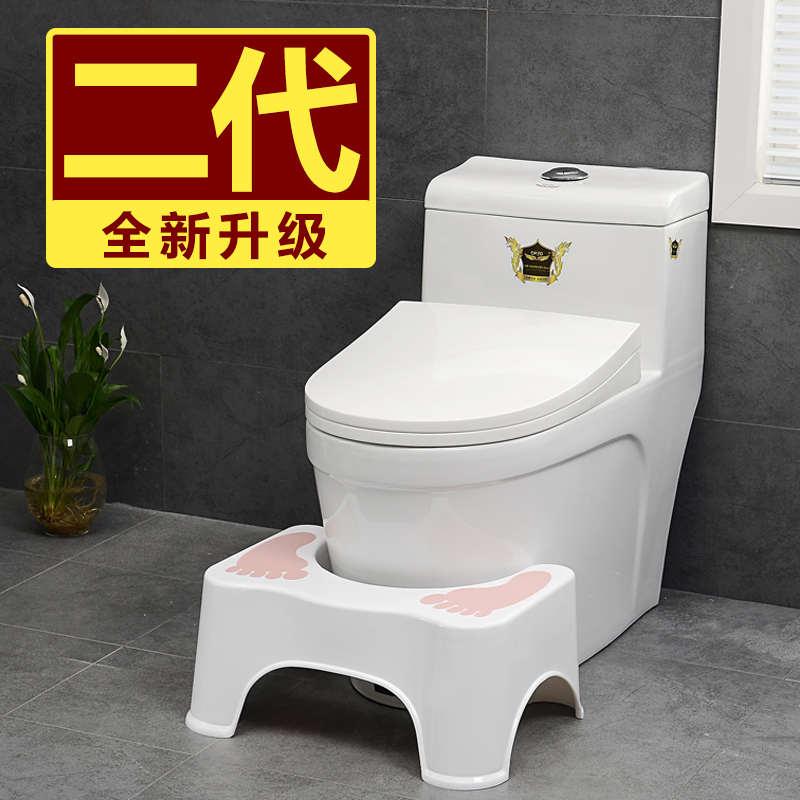Сиденье для унитаза скамеечка для ног мелкий табуретка приземистый яма скамеечка для ног для взрослых присев на корточки табуретка беременная женщина туалет мелкий табуретка ванная комната туалет небольшой табуретка