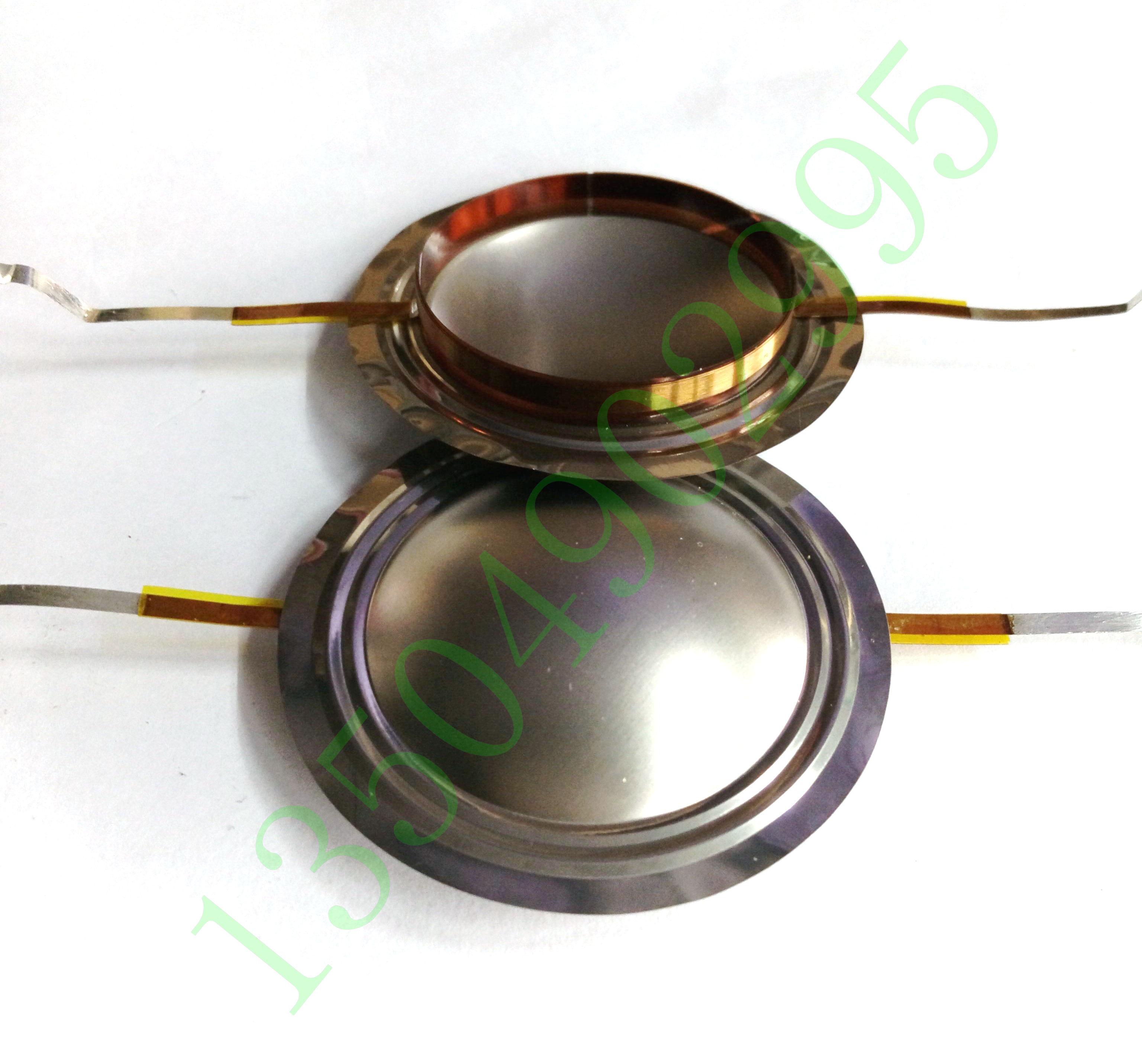 35,5 мм твитер титана Титан Титан круглые провода катушки 35.5 ВЧ ВЧ фильм