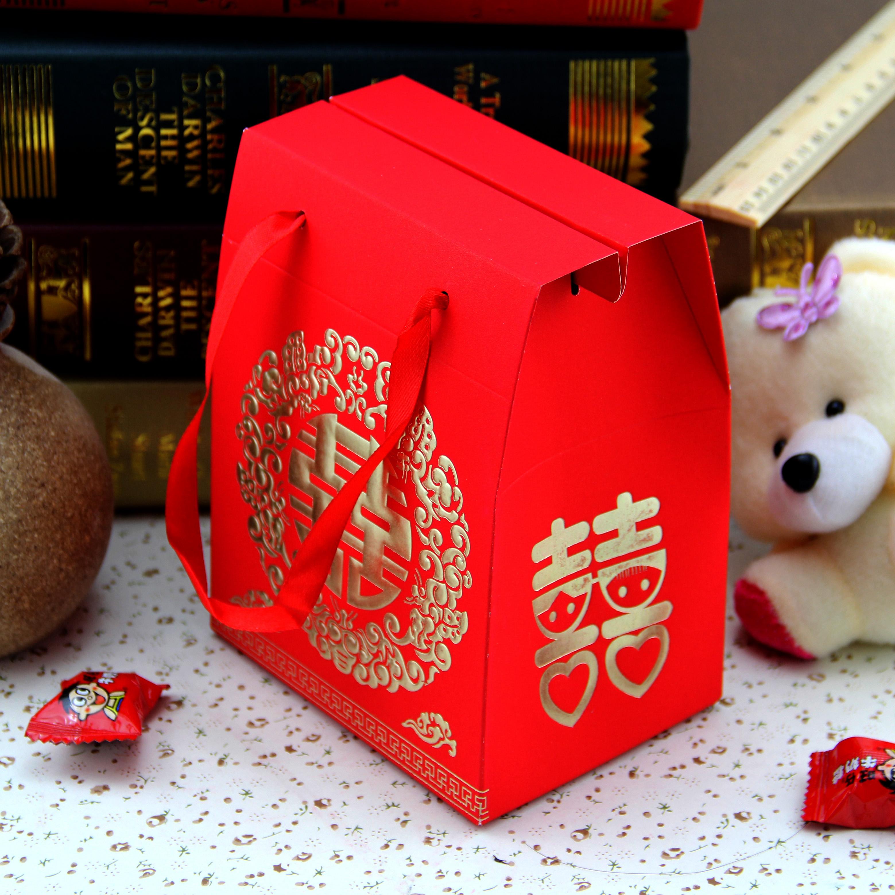 12-02新券缘来喜事婚礼创意结婚糖盒喜糖盒子