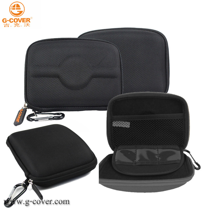 3C digital accessories package 4.3 inch nylon evagps navigator package can hold 3 SD card bags