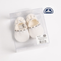 DMC Cross Stitch Baby products Baby Shoes (0-3 months original imported cross stitch)