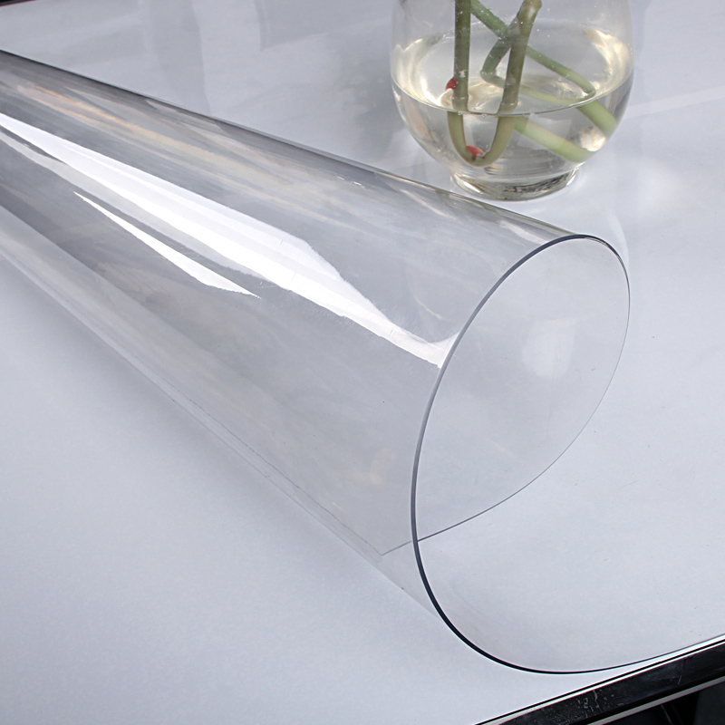 透明软质玻璃防水塑料茶几餐桌布好不好