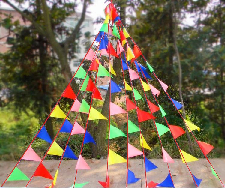 Свадьба выйти замуж статьи гирлянда три цвета угол баннер творческий свадьба брак дом декоративный ткань положить цвет флаг пакет