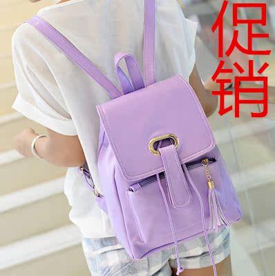 Новая тенденция Корейский дамы Pu кожа мода досуг рюкзак одно плечо мешок колледжа ветра мешок женщин мешок оптом