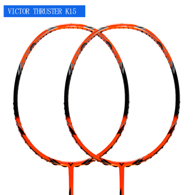 taobao agent 威克多VICTOR 胜利 突击系列THRUSTER K15 羽毛球拍 全碳素单拍