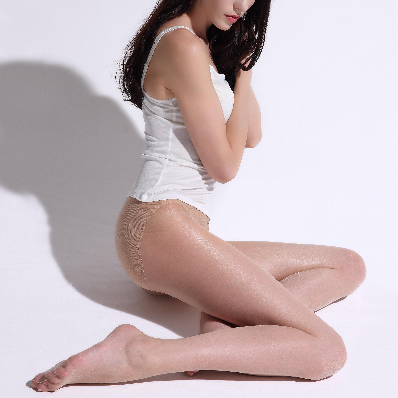 漫步天鹅湖绒白色连裤袜超薄长筒大腿根0d丝袜女薄款哑光高筒黑丝