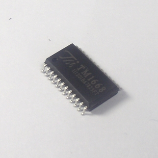 TM1668 chip cooker drive control new original SMD SOP 24