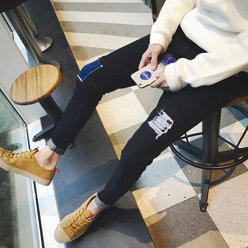 小腳修身型 潮流男褲