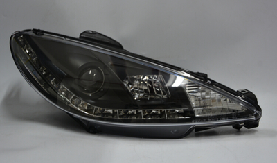 Mountain Sonar Peugeot Psa Peugeot 206 R8 Tears Led Headlight Lamps