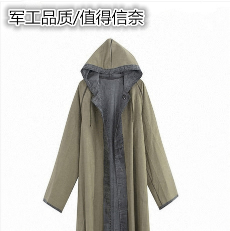 Genuine 3531 military 87 old style raincoat with sleeve army fan one-piece raincoat thickened motorcycle electric car poncho