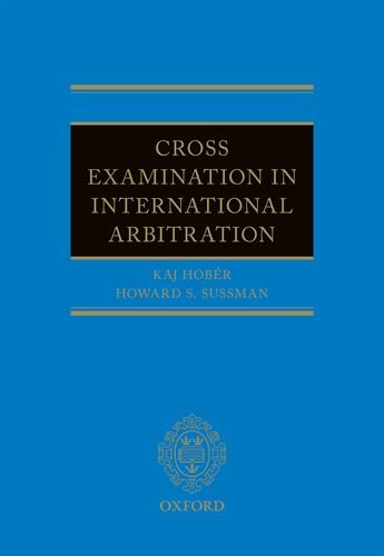 【预售】【预售】Cross Examination in Internation...